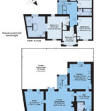 The Old Coachhouse Floorplans
